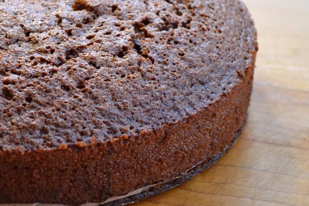 eenvoudig recept voor chocoladecake
